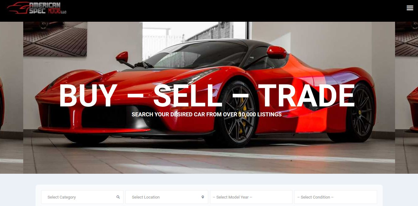 American Spec Motors